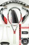 【中古テニスラケット】ウイルソン ・スチーム95