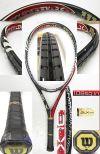 【中古テニスラケット】ウイルソン・KHAMSIM.FIVE BLX