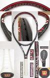 【中古 テニスラケット】ハイパープロスタッフ5.0 ストレッチ110