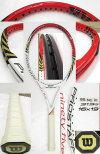 【中古 テニスラケット】ウイルソン プロスタッフ SIX.ONE95