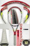 【中古 テニスラケット】ウイルソン  スチームプロ95 (16×20)