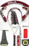 【中古 テニスラケット】ウイルソン FIVE.TWO105