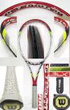 【中古 テニスラケット】ウイルソン スチーム100(2012年)