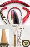 【中古 テニスラケット】 プロスタッフ SIX.ONE 90