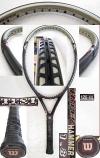 【中古 テニスラケット】ハイパーハンマー1.8