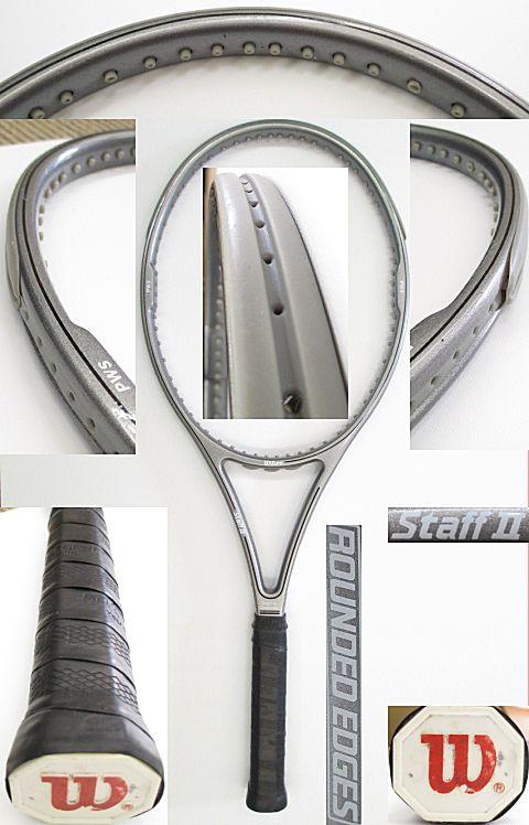 【中古 テニスラケット】 W0826 ウイルソン スタッフ2