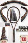 【中古テニスラケット】ウイルソン スタッフMID
