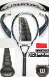 【中古テニスラケット】ウイルソン  [K]FOUR112