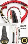 【中古テニスラケット】ウイルソン  プロスタッフSIX.ONE95