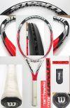 【中古テニスラケット】ウイルソン/スチーム100