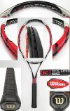 【中古テニスラケット】ウイルソン  [K]SIX-ONE95