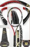 【中古テニスラケット】ウイルソン  SIX.ONE BLX95