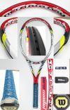 【中古テニスラケット】ウイルソン  スチームプロ
