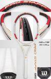 【中古テニスラケット】ウイルソン プロスタッフ95
