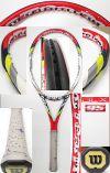 【中古テニスラケット】ウイルソン スチーム95