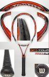 【中古テニスラケット】ウイルソン [K]ツアー105