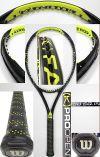 【中古テニスラケット】ウイルソン [K]プロオープン