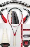 【中古テニスラケット】ウイルソン スチーム99LS