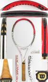 【中古テニスラケット】ウイルソン プロスタッフSIX.ONE90