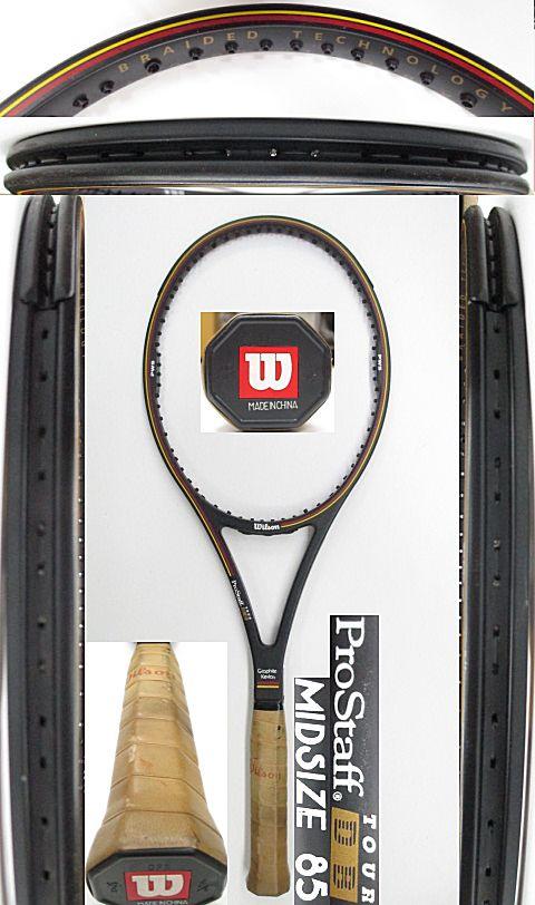 【中古 テニスラケット】 W0959 ウイルソン プロスタッフ ツアーDB85