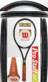 【中古テニスラケット】 ウイルソン  プロスタッフ・クラシック85 【エドバーグモデル】