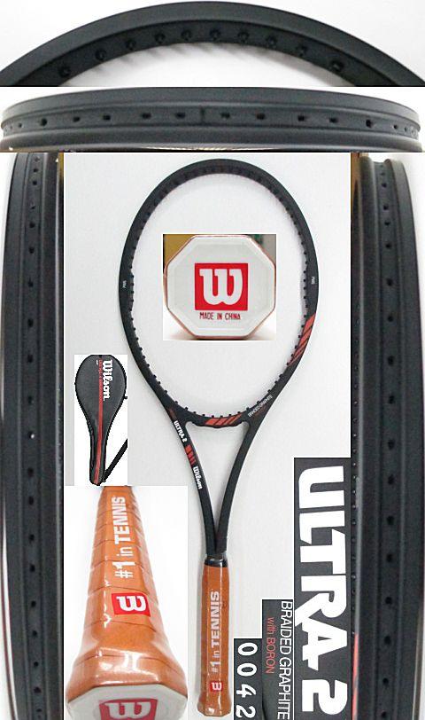 【中古 テニスラケット】 W0965 ウイルソン ウルトラ2ミッド【復刻版】