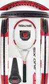 【中古テニスラケット】 ウイルソン  SIX.ONE95S