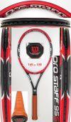 【中古テニスラケット】ウイルソン  プロスタッフ95S