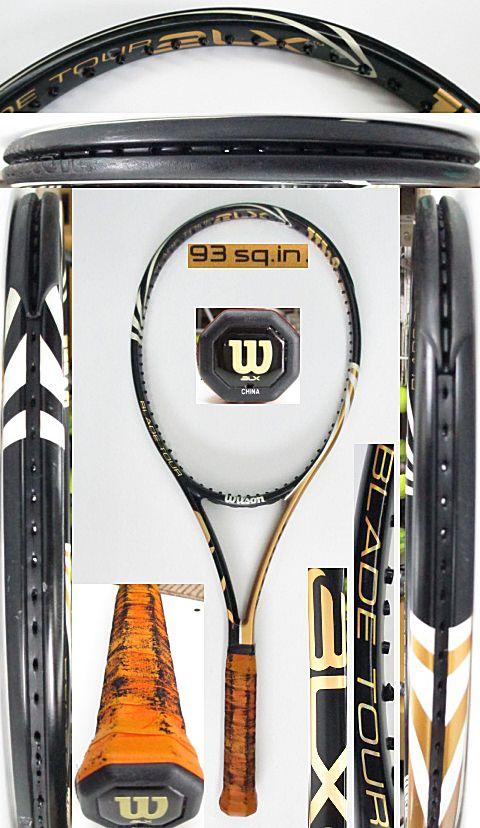 【中古 テニスラケット】 W0992 ウイルソン ブレードツアーBLX