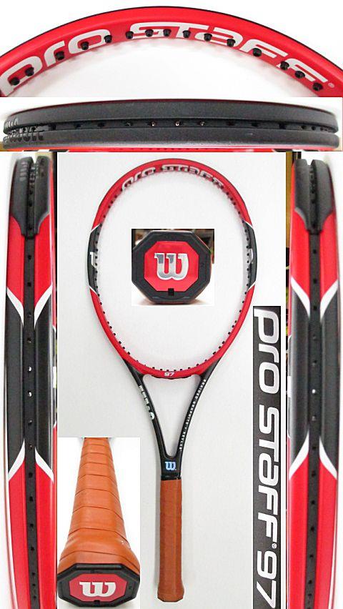 【中古 テニスラケット】 W0995 ウイルソン プロスタッフ97