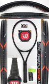 【中古テニスラケット】ウイルソン バーンFST99