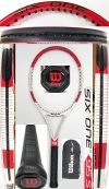 【中古テニスラケット】ウイルソン SIX.ONE95S