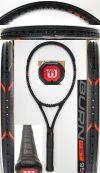 【中古テニスラケット】ウイルソン  バーンFST95(2016年モデル)