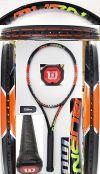 【中古テニスラケット】ウイルソン  バーン100