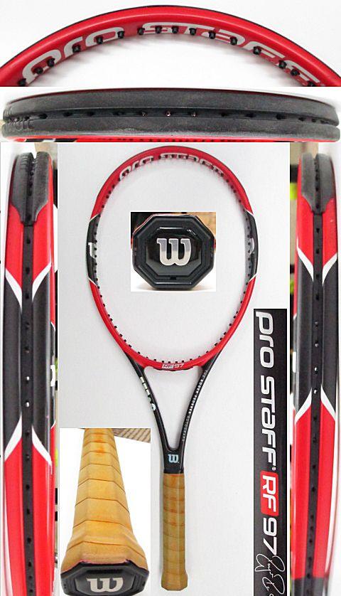 【中古 テニスラケット】W1032 ウイルソン プロスタッフRF97