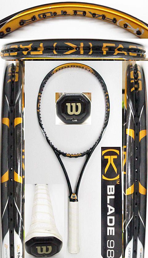 【中古 テニスラケット】W1034 ウイルソン [K]ブレード98