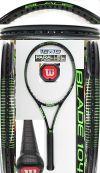 【中古テニスラケット】ウイルソン ブレード104(2015年モデル)
