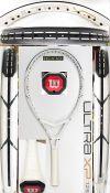 【中古テニスラケット】「ウイルソン  ウルトラXP125
