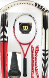 【中古テニスラケット】ウイルソン SIX.ONE95
