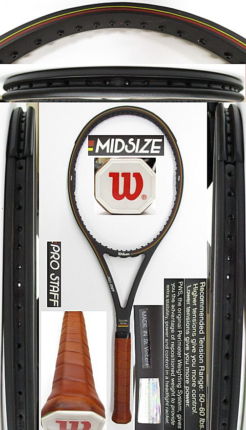【中古 テニスラケット】W1053 ウイルソン プロスタッフ ミッドサイズ【St.Vincent】