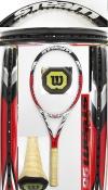 【中古テニスラケット】ウイルソン スチーム96