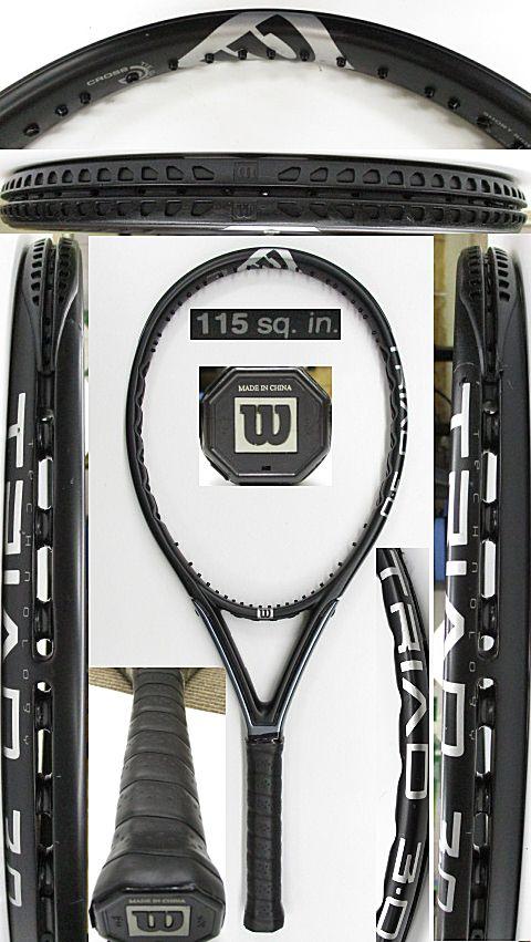 【中古 テニスラケット】W1070 ウイルソン  TRIAD3.0