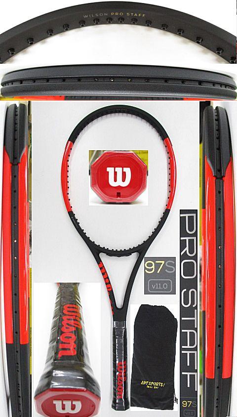 【中古 テニスラケット】W1071 ウイルソン プロスタッフ97S(2017年モデル)
