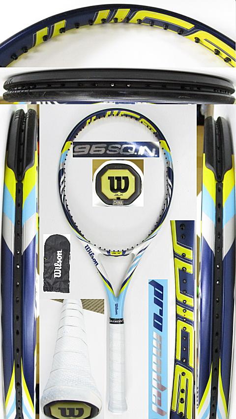【中古 テニスラケット】W1080 ウイルソン ジュースプロ