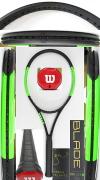 【中古テニスラケット】ウイルソン  ブレードSW104 オートグラフ