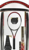 【中古テニスラケット】ウイルソン  ハンマー5.5スピン