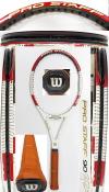 【中古テニスラケット】ウイルソン  プロスタッフ90