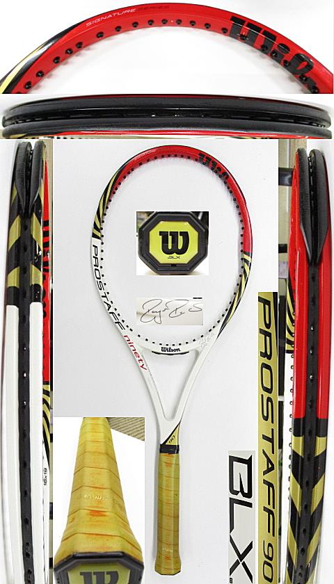【中古 テニスラケット】W1098 ウイルソン プロスタッフ90BLX