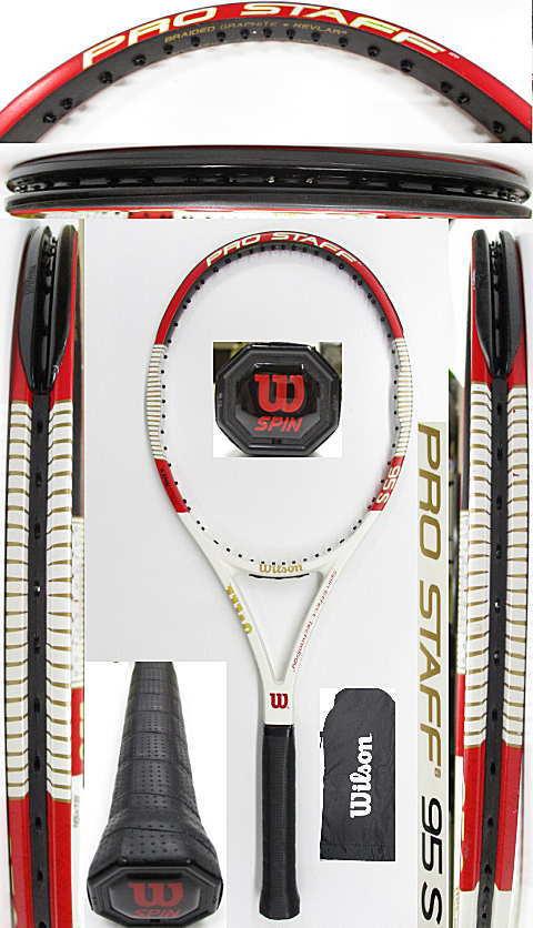 【中古 テニスラケット】W1127 プロスタッフ95S