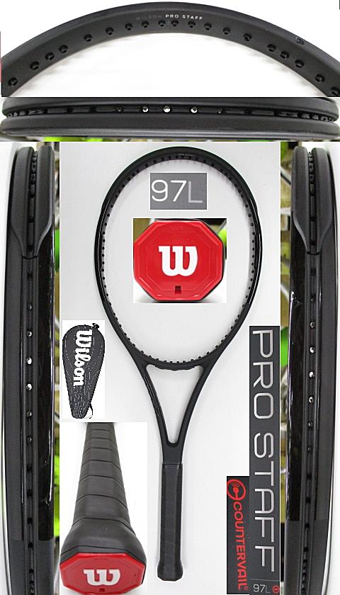 【中古 テニスラケット】W1155 ウイルソン プロスタッフ97LS CV